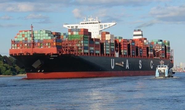 conteneur de navire