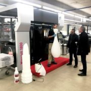 Grâce à son imprimante 3D géante MASSIVIT 1800 Eclipse Corp prévoit une croissance de 1 million $
