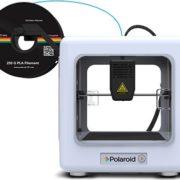 CES 2018 : Polaroid lance quatre nouvelles imprimantes 3D