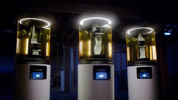 Carbon : le spécialiste de l'impression 3D grande vitesse montre les dents