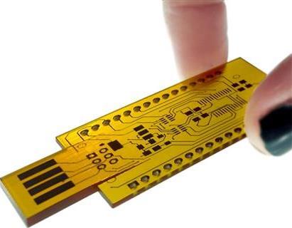 circuit pcn imprimé en 3D