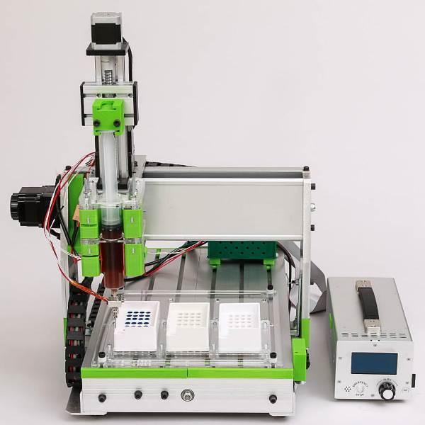 imprimante 3d capable de fabriquer des patchs de cannabis