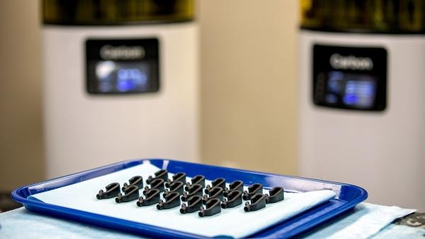 pinces imprimées en 3D