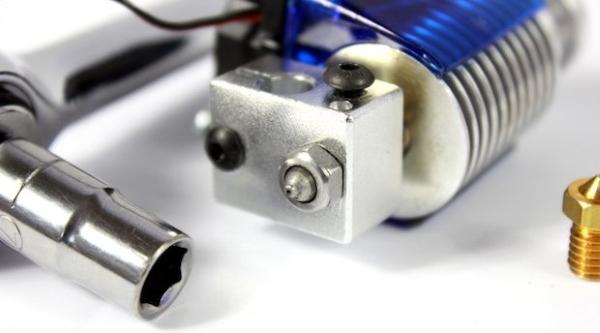 Dyze Design lance une buse d'imprimante 3D en carbure de tungstène