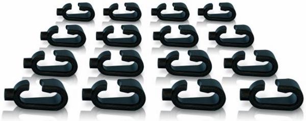 clips fabriquées par impression 3D