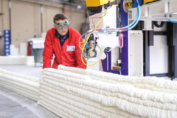Nantes inaugure le premier logement construit avec une imprimante 3D : Rencontre avec Batiprint 3D