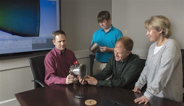 nouvelle technologie d'impression 3D métal par la Nasa