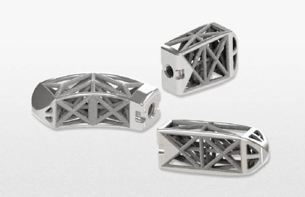4web Medical dépasse les 30 000 implants imprimés en 3D dans le monde