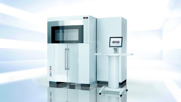 EOS dévoile une nouvelle imprimante 3D industrielle développée avec Boeing