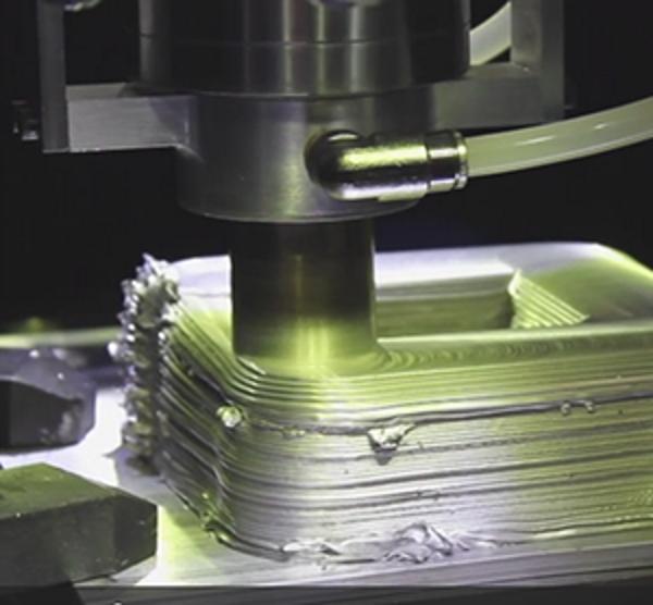 Aeroprobe innove avec une nouvelle technologie d'impression 3D métal sans fusion
