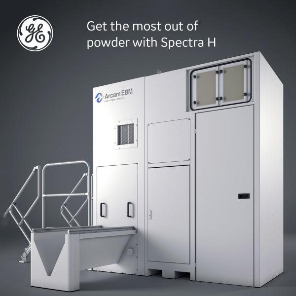 imprimante 3D Arcam EBM Spectra H
