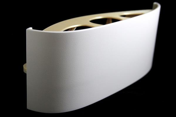 panneau séparateur d'Airbus fabriqué par impression 3D