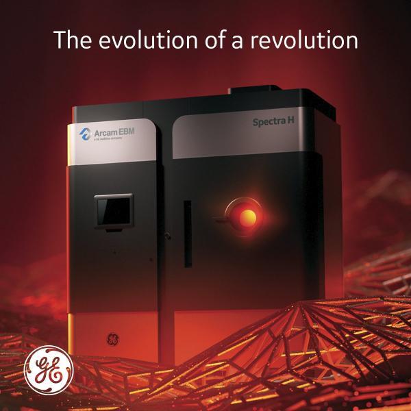 GE Additive présente la dernière génération d'imprimantes 3D métal à faisceau d'électrons