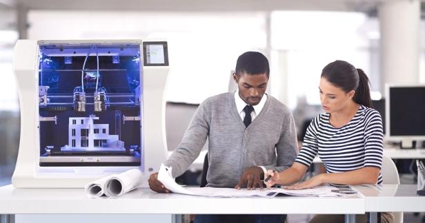 imprimante 3D de bureau Leapfrog