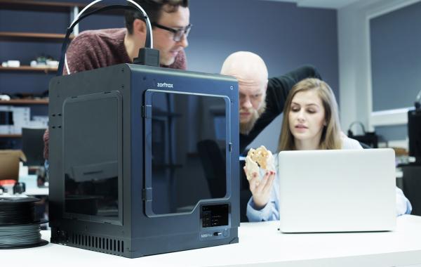 Zortrax lance sa nouvelle imprimante 3D M200 Plus