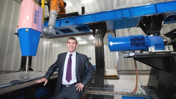 Titomic lance la plus grande imprimante 3D métal au monde