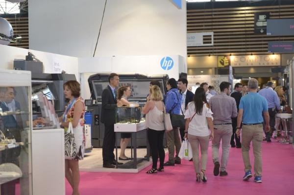 Retour du 3D Print Congress & Exhibition à Lyon du 5 au 7 juin 2018
