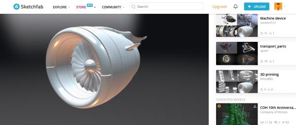 f501454babc ⇒ Impression 3D   10 sites pour télécharger des fichiers 3D gratuits