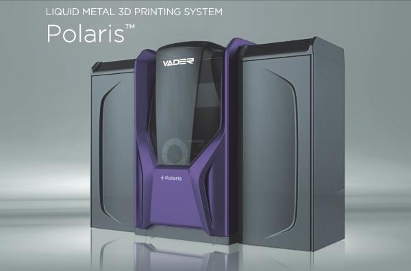 Vader Systems lance un système d'impression 3D métal par électromagnétisme