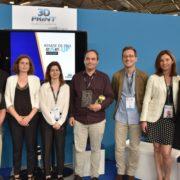 3D Print Congress & Exhibition récompense l'impression 3D au service du handicap visuel