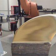 L'Ecole centrale de Nantes imprime en 3D la première pale d'hélice à usage militaire