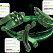 EOS et Additive Works lancent un nouveau logiciel de simulation pour l'impression 3D