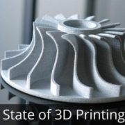 Chiffres clés, perspectives… Sculpteo dresse un état des lieux du marché de l'impression 3D en 2018