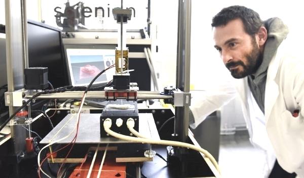 Christophe Marquette fondateur de 3D.FAB