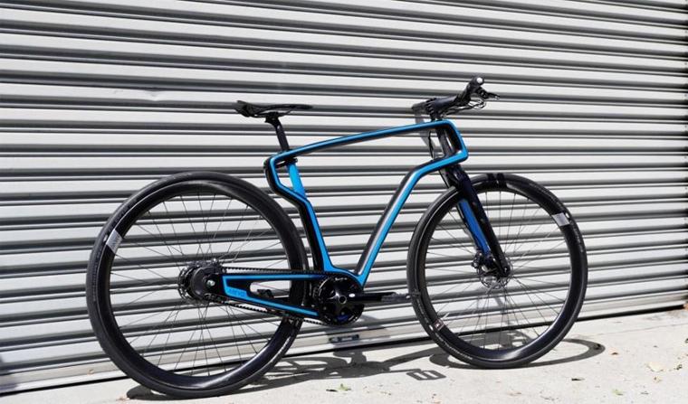 12,5 millions $ pour AREVO et ses vélos imprimés en 3D en carbone