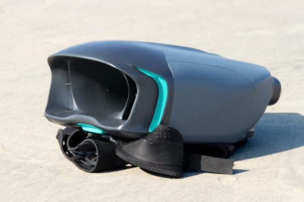 jet pack aquatique imprimé en 3D