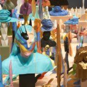 70 km de filaments et 15 imprimantes 3D pour représenter l'identité culturelle canadienne