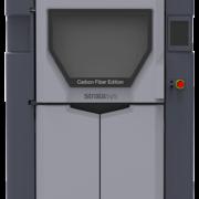 Stratasys lance une imprimante 3D industrielle pour le carbone