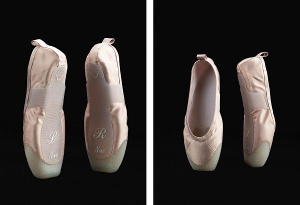 l'impression 3D pour personnaliser ses chaussons de danse