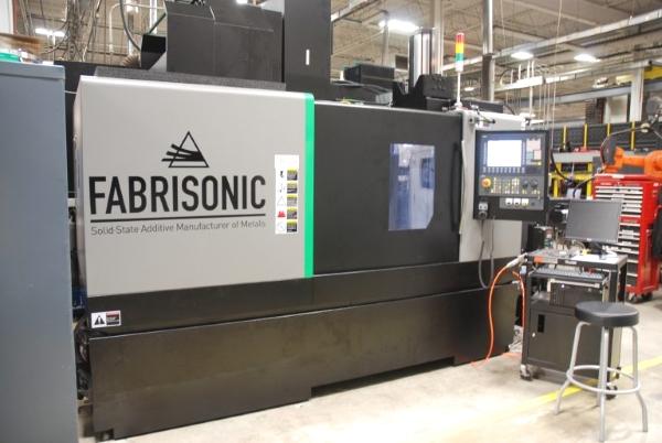 imprimante 3D Fabrisonic