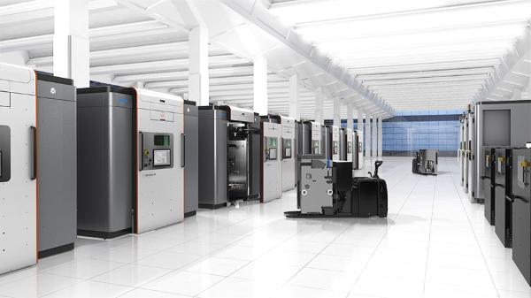 3D Systems présente son dernière système de fabrication additive métallique