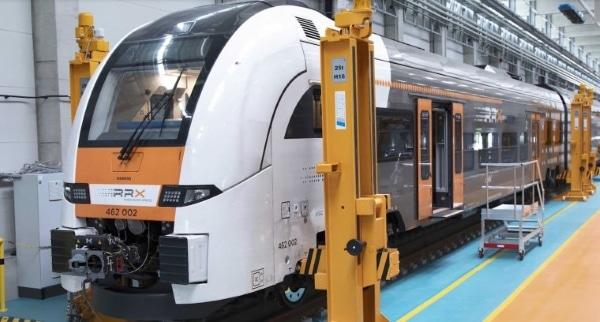 Siemens Mobility prend le train de l'impression 3D