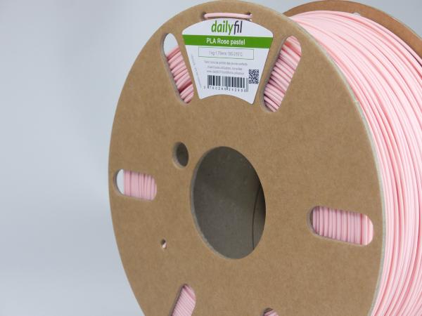 🎁  Concours du mois : 6 bobines de PLA Pastel Dailyfil à remporter !