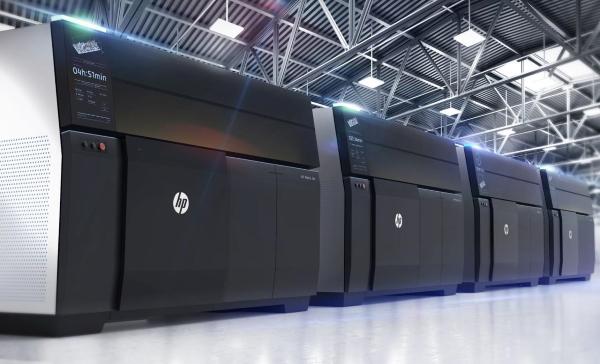 Metal Jet : HP se lance dans l'impression 3D métallique