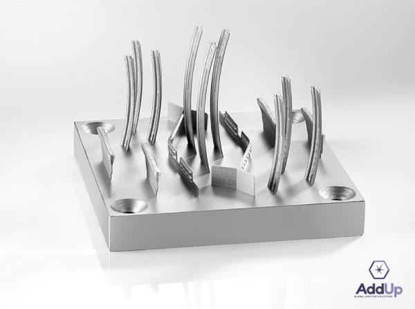 le spécialiste de la fabrication additive métallique addup annonce son entrée de la capital de Poly-Shape