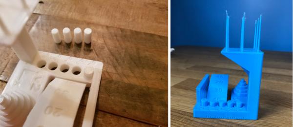 Un nouveau torture test pour bien régler les imprimantes 3D