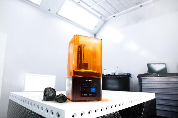 imprimante 3D résine Zortrax Inkspire