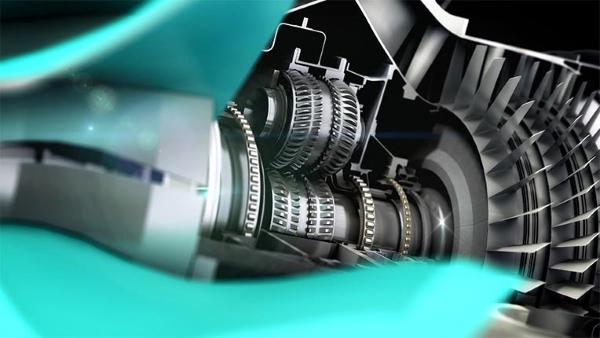 essai moteur imprimé en 3D Advance3