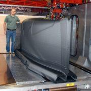 Boeing imprime une pièce monobloc de plus 3 mètres pour son programme 777X