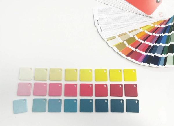 finition couleur pour l'impression 3D