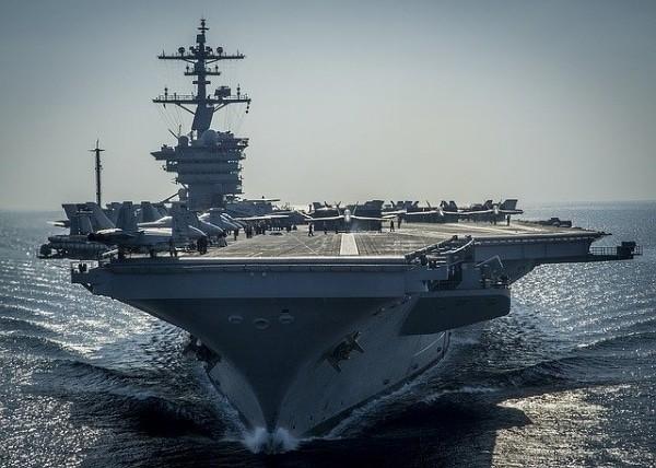 L'US Navy donne son feu vert pour embarquer une pièce métallique imprimée en 3D