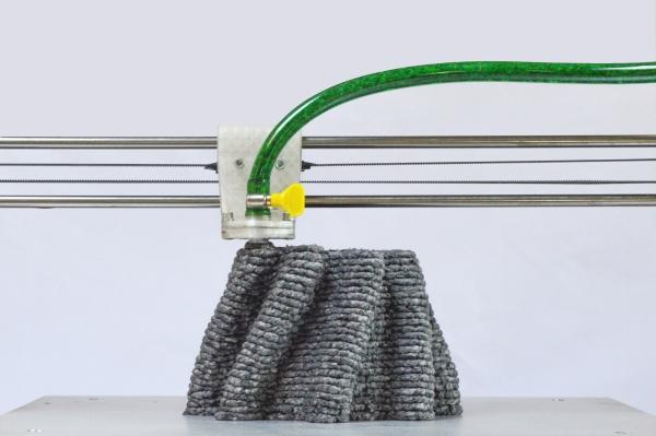 Paper Pulp Printer : une imprimante 3D à papier pour remplacer le plastique