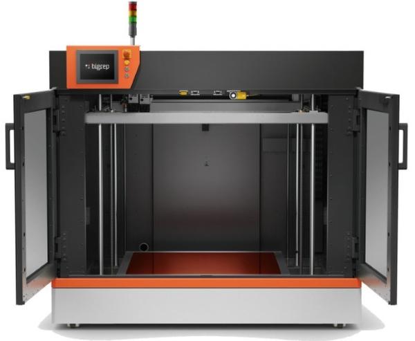 grande imprimante 3D BigRep Pro