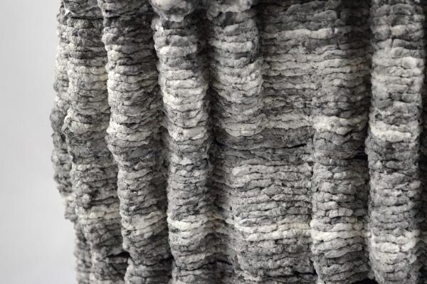 couches de pâte à papier