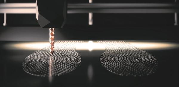 une imprimante 3D pour le silicone