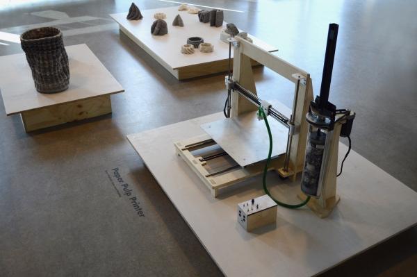 imprimante 3D Paper Pulp